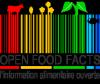 Base de données Open Food Facts
